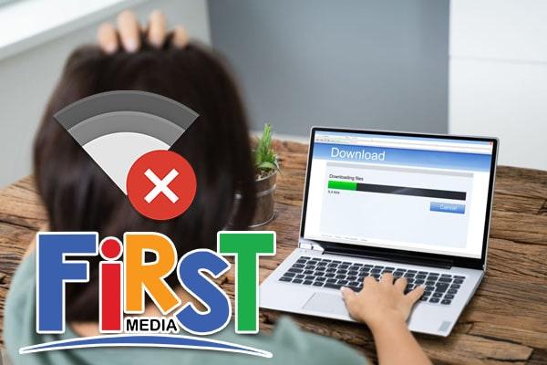 Cara Mudah Atasi Gangguan Pada First Media